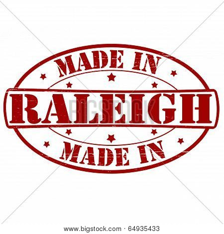 Made In Raleigh