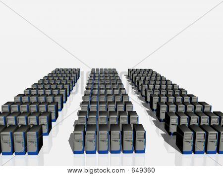Server Farm.