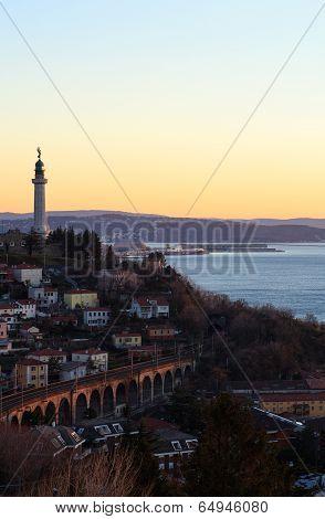 Gulf Of Trieste