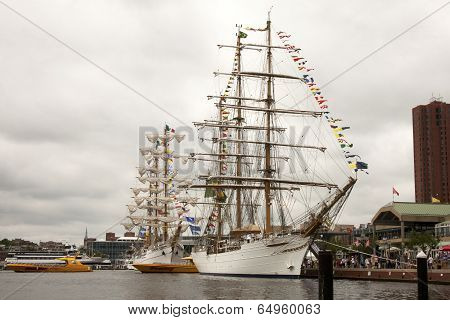 Tall Ships at Sailabration