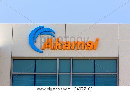 Akamai Building In Silicon Valley