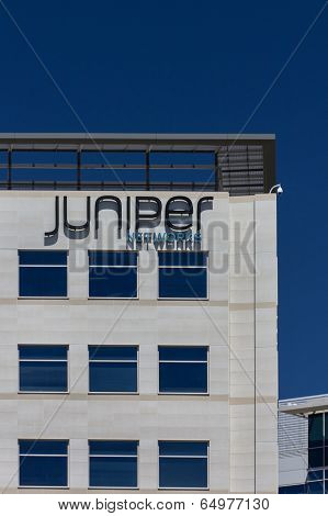 Juniper Networks Building