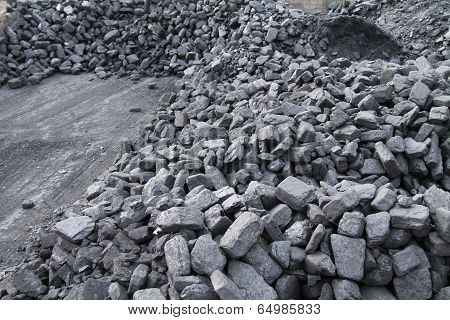 Stock of Coal.