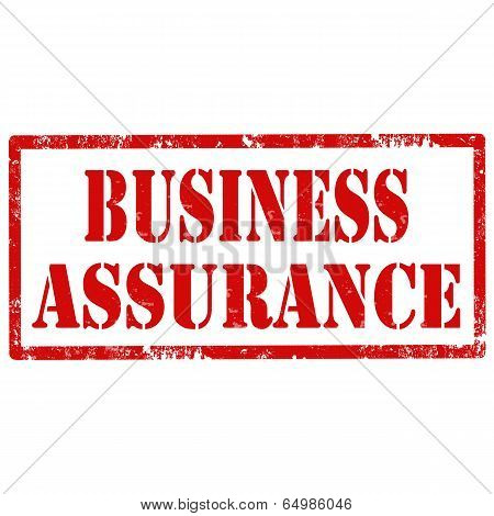 Business Assurance-stamp