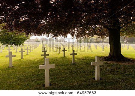 American Military Cemetery