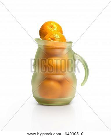 Jug Of Juice Concept