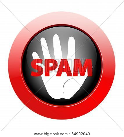 Spam Beware Icon