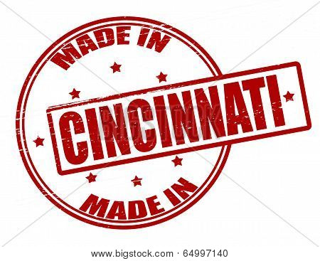 Made In Cincinnati