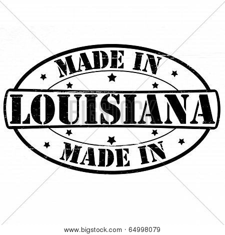 Made In Louisiana
