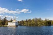 picture of sankt-peterburg  - Turkish bath in the Catherine Park Sankt - JPG