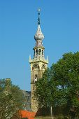 Picturesque Village, Church Tower