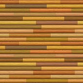 foto of girder  - Natural wooden timbered wall texture from logs of different colors - JPG