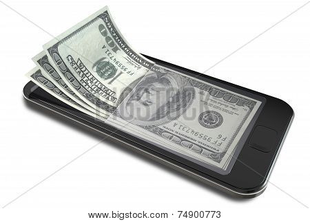 Smartphone Payments With Dollars