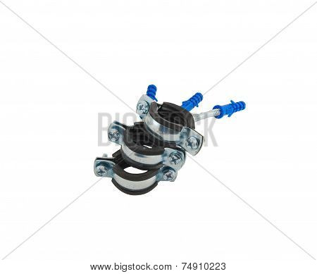 Clamp For Water Pipes