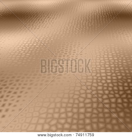 Background of brown tile floor