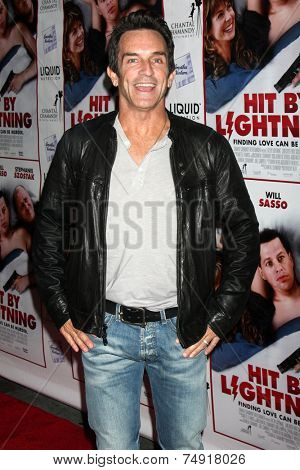 LOS ANGELES - OCT 27:  Jeff Probst at the