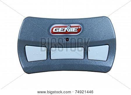 Genie Garage Remote Control