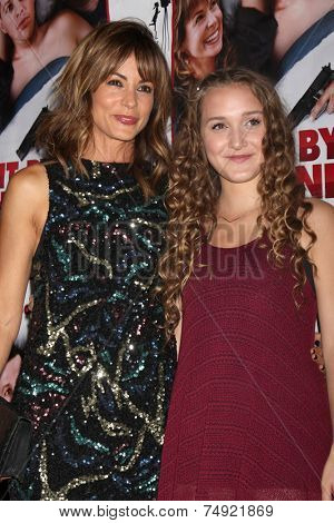 LOS ANGELES - OCT 27:  Stephanie Szostak, Michelle Deshon at the