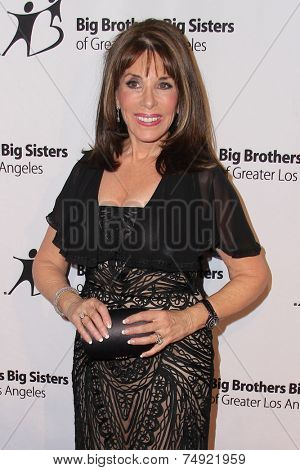 LOS ANGELES - OCT 24:  Kate Linder at the Big Brothers Big Sisters Big Bash at the Beverly Hilton Hotel on October 24, 2014 in Beverly Hills, CA