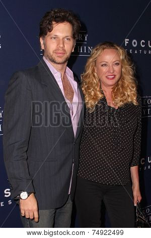 LOS ANGELES - OCT 24:  Virginia Madsen at the