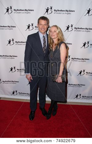 LOS ANGELES - OCT 24:  James Tupper, Anne Heche at the Big Brothers Big Sisters Big Bash at the Beverly Hilton Hotel on October 24, 2014 in Beverly Hills, CA