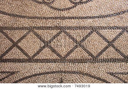 Pebble Mosaic In Turkey