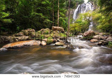 Khlong Lan National Park Kamphaeng Phet Province Thailand