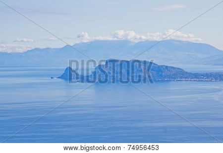 Blue Sky And Sea