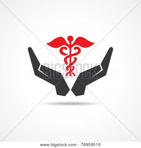 save life concept stock vector