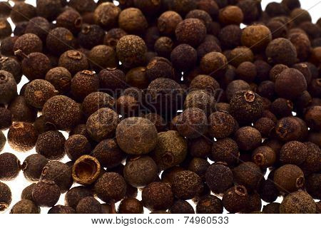 Dried black peper