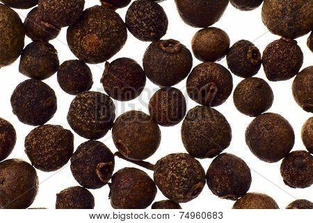 Dried black peper
