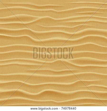 Sand texture. Desert sand dunes.