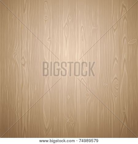 Vector Light Wood Seamless Pattern Texture
