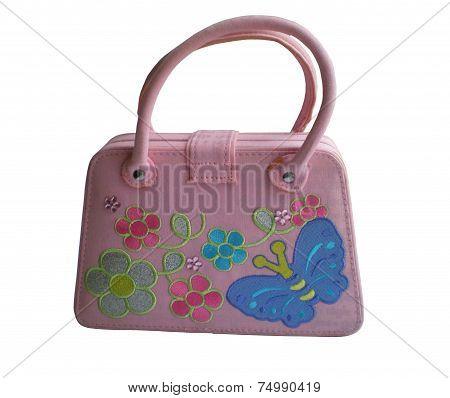 Handbag For The Young Woman Of Fashion