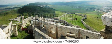 Ruins of Spis Castle (Spissky Hrad)