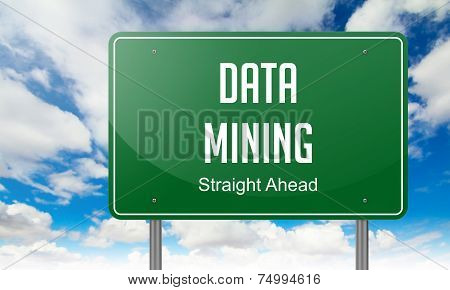 Data Mining on Highway Signpost.
