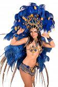pic of school carnival  - Beautiful carnival dancer - JPG