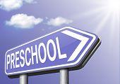 pic of playgroup  - preschool education kindergarten nursery school or playgroup  - JPG