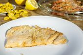 picture of swordfish  - tasty and particular recipes - JPG