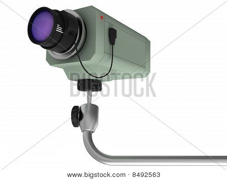 Videocamera Of Supervision