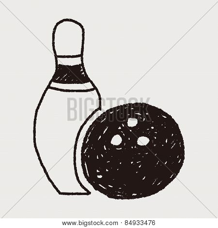 Doodle Bowling