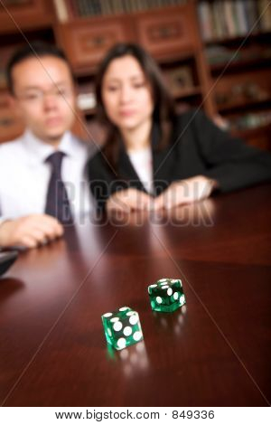 business gamblers