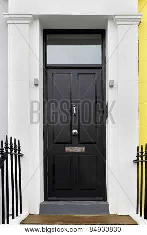 Door Black