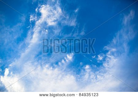 Form of clouds