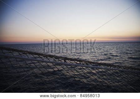 Seascape, Amalfi, Province Of Salerno, Gulf Of Salerno, Tyrrhenian Sea, Campania, Italy