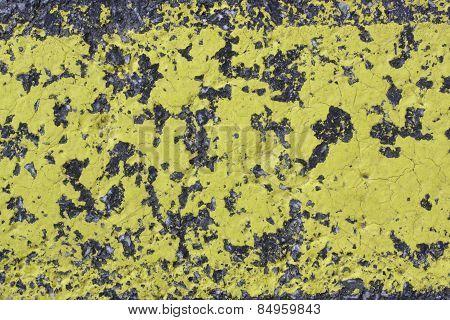 Yellow Pavement