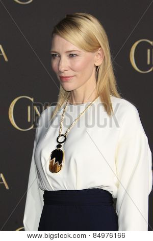 LOS ANGELES - MAR 1:  Cate Blanchett at the