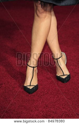 LOS ANGELES - MAR 1:  Ali Landry at the