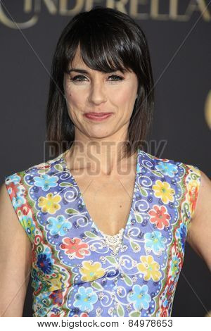 LOS ANGELES - MAR 1:  Constance Zimmer at the