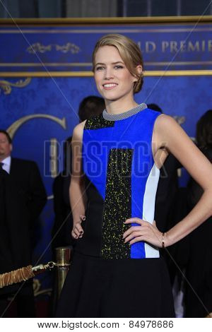 LOS ANGELES - MAR 1:  Cody Horn at the